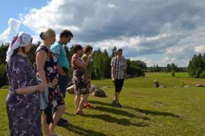 Tilžas pagasta ekspedīcija 22.07.2017.
