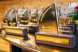 Balvu novada gada balva uzņēmējdarbībā 2017